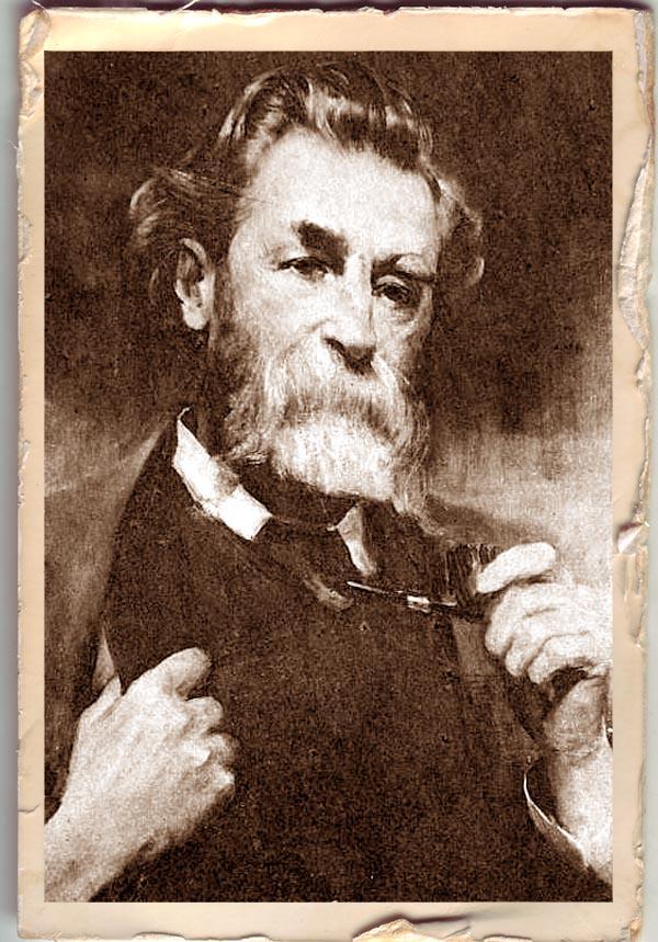 Författaren Dick Donovan.